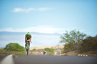 Uplace Pro Triathlon Team at Ironman Hawaii 2011..raceday!
