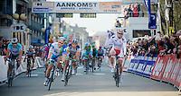 3 Days of De Panne.(morning) stage 3a..stage winner: Alexander Kristoff.
