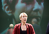 Oresteia<br /> by Aeschylus <br /> a new version created by Robert Icke<br /> at Almeida Theatre, London, Great Britain <br /> press photocall<br /> 4th June 2015 <br /> <br /> Lia Williams<br /> <br /> <br /> <br /> Photograph by Elliott Franks <br /> Image licensed to Elliott Franks Photography Services