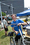 Bike Pgh Bike Valet at Three Rivers Arts Festival