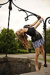Emma at Rockfeller Estate<br /> May 2, 2010