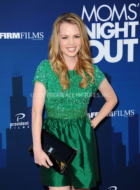 WWW.ACEPIXS.COM<br /> <br /> April 29 2014, LA<br /> <br /> Abbie Cobb attending the 'Mom's Night Out' Los Angeles premiere at the TCL Chinese Theatre IMAX on April 29, 2014 in Hollywood, California<br /> <br /> By Line: Peter West/ACE Pictures<br /> <br /> <br /> ACE Pictures, Inc.<br /> tel: 646 769 0430<br /> Email: info@acepixs.com<br /> www.acepixs.com