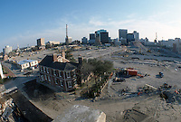 1997 March 10..Redevelopment..Macarthur Center.Downtown North (R-8)..LOOKING SOUTH.SUPERWIDE...NEG#.NRHA#..