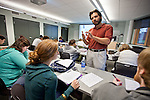 Moravian Classroom collection, Day 1 of 4, 8:45 AM math 109 Mathematics for design mw 2b 8:55-10:05 Kevin Hartshorn SHILL 209
