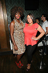"MarieDriven and Angelia Attend ""RokStarLifeStyle"" Celebrity Publicist MarieDriven Birthday Extravaganza Hosted by Jack Thriller & MTV Angelina Pivarnick Held at Chelsea Manor, NY"