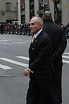 NYC Police Commissioner Ray Kelly at the Veteran's Day Parade 2013 on Fifth Avenue in New York Ciy