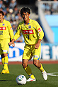 Hidenori Ishii (Montedio), MARCH 5, 2011 - Football : 2011 J.LEAGUE Division 1 between Kawasaki Frontale 2-0 Montedio Yamagata at Kawasaki Todoroki Stadium, Kanagawa, Japan. (Photo by YUTAKA/AFLO SPORT) [1040]