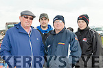 Rally  Fans<br /> ---------------<br /> L-R Eamonn Barry, Causeway with John Lyons, JohnBreen&amp;Alma Cleere, Tarbert at the Kerry Motor club Winter stages rally last Sunday near Abbeydorney.