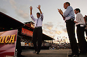 Allentown, Pennsylvania.USA.September 10, 2004..Democratic Presidential hopeful Senator John Kerry holds a rally for some 20,000 people.