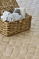 Giovanni Barbieri 2 x 2 Time Worn Travertine Noce