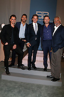 BEVERLY HILLS, CA - NOVEMBER 03: Darin Brooks, Scott Clifton, Bradley Bell, Jacob Young, John McCook at 'The Bold And The Beautiful' live script read and panel at The Paley Center for Media on November 3, 2016 in Beverly Hills, California.  Credit: David Edwards/MediaPunch