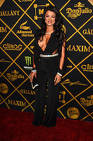 "LOS ANGELES, CA - JULY 30: Golnesa ""GG"" Gharachedaghi the 2016 MAXIM Hot 100 Party at the Hollywood Palladium on July 30, 2016 in Los Angeles, California. Credit: David Edwards/MediaPunch"