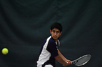 2009 NCAA Men's Tennis Round 1 Xavior