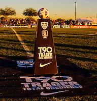 2010 Nike International Friendlies Development Academy Winter Showcase U17. USA defeated the Korea Republic 2-1at Reach 11 Soccer Complex on Wednesday December 1, 2010.