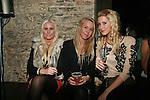 Guests Attend JONES MAGAZINE PRESENTS SACHIKA TWINS BDAY BASH at SL, NY 12/12/11