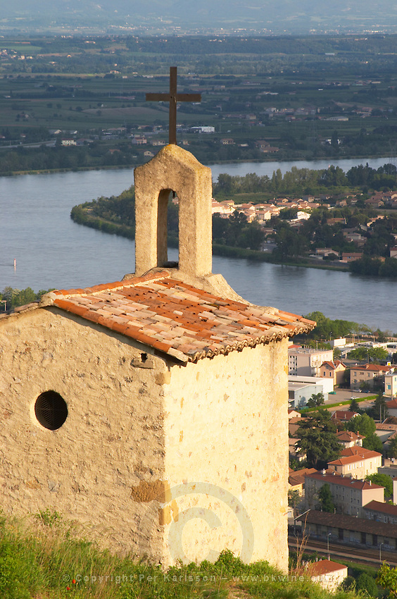The la chapelle chapel hermitage rhone france