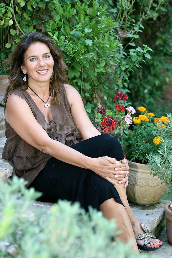 portrait of Alina Matsa