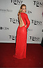 Beth Behrs in Naaem Khan red dress attends th 66th Annual Tony Awards on June 10, 2012 at The Beacon Theatre in New York City.