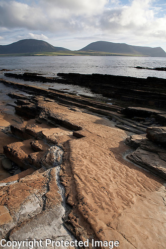 Isle of Hoy from Stromness, Orkney Islands