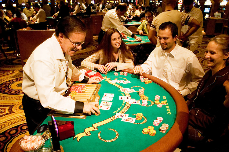 $5 blackjack tables in las vegas
