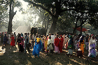 Pilgrims at Sonepur fair ground. Bihar, India, Arindam Mukherjee