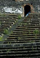 Pompeii, Italy, August, 2004.