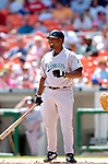 5 September 2005: Carlos Delgado, first baseman for the Florida Marlins, at bat during a game against the Washington Nationals. The Nationals defeated the Marlins 5-2 at RFK Stadium in Washington, DC. Mandatory Photo Credit: Ed Wolfstein.