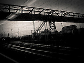 Europe, Germany, Street Photography, Train station, Wiesbaden