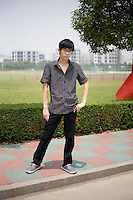 Sunzhou, 21, student.