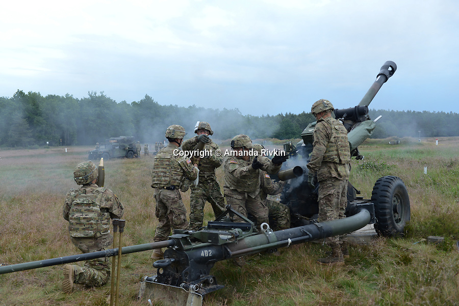 "NATO ""Saber Strike"" War Games in Poland (POL)"