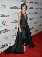 BEVERLY HILLS, CA. October 14, 2016: Belen Cuesta at the 30th Annual American Cinematheque Award gala honoring Ridley Scott &amp; Sue Kroll at The Beverly Hilton Hotel, Beverly Hills.<br /> Picture: Paul Smith/Featureflash/SilverHub 0208 004 5359/ 07711 972644 Editors@silverhubmedia.com