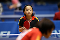 Mima Ito, JANUARY 20, 2011 - Table Tennis : All Japan Table Tennis Championships, Women's Singles 2nd Round at Tokyo Metropolitan Gymnasium, Tokyo, Japan. (Photo by Daiju Kitamura/AFLO SPORT) [1045]..