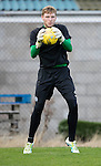 St Johnstone Training&hellip;..21.10.16<br />Keeper Ben McKenzie pictured during training ahead of Sunday&rsquo;s game against local rivals Dundee<br />Picture by Graeme Hart.<br />Copyright Perthshire Picture Agency<br />Tel: 01738 623350  Mobile: 07990 594431