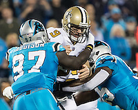 Carolina Panthers vs New Orleans Saints, November 17, 2016