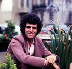 Bobby Bloom 1970 in London promoting Montego Bay.<br /> &copy; Chris Walter