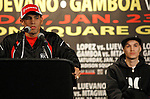 January 21, 2010: Steven Luevano vs Juan Manuel Lopez Presser
