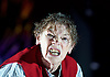 King Lear <br /> by William Shakespeare<br /> directed by Deborah Warner <br /> at the Old Vic Theatre, London, Great Britain <br /> 2nd November 2016 <br /> <br /> Glenda Jackson as King Lear <br /> <br /> <br /> <br /> <br /> Photograph by Elliott Franks <br /> Image licensed to Elliott Franks Photography Services