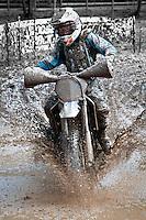 GNCC dirt bike race at Hurricane Mills, TN.