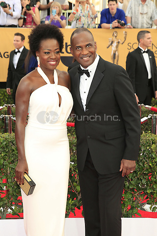 Viola Davis at the 2015 Screen Actor Guild Awards at the Shrine Auditorium on January 25, 2015 in Los Angeles, CA David Edwards/DailyCeleb/MediaPunch