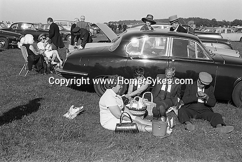 Epsom Downs, Surrey. 1970<br />