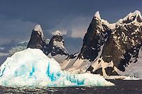 Port Charcot, Antarctic peninsula