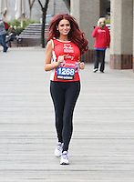 UK: London Marathon Celebrities Photocall