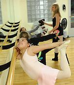 Jones Center Ballet Class