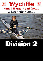 Wycliffe Small Boats Head 2011-Div2