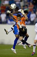 2012 CONCACAF Men's Olympic Qualifying tournament. U.S. Under-23 Mens National Team vs  El Salvador  March 26 at LP Field in Nashville, Tenn.