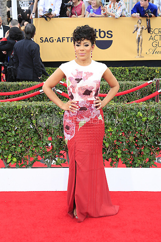 Selenis Leyva at the 2015 Screen Actor Guild Awards at the Shrine Auditorium on January 25, 2015 in Los Angeles, CA David Edwards/DailyCeleb/MediaPunch