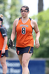 16 May 2015: Princeton's Jess Nelson. The Duke University Blue Devils hosted the Princeton University Tigers at Koskinen Stadium in Durham, North Carolina in a 2015 NCAA Division I Women's Lacrosse Tournament quarterfinal match. Duke won the game 7-3.