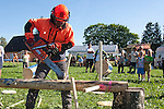 Lumberjack Show, Chain Saw, Estonia