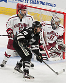 Clay Anderson (Harvard - 5), Robbie Hennessey (PC - 25), Merrick Madsen (Harvard - 31) - The Harvard University Crimson defeated the Providence College Friars 3-0 in their NCAA East regional semi-final on Friday, March 24, 2017, at Dunkin' Donuts Center in Providence, Rhode Island.