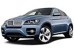 BMW Active Hybrid X6 Stock Photo